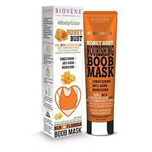 BOOB MASK BIOVENE HONEY BUST ANTI AGING & NOURISHING