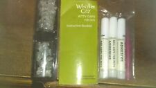 Kitty Caps - Whisker City Nail Caps for Cats - 40Ct, Clear