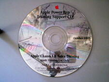 Apple Power Rep Support CD - October 1997