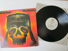 "Skull Wars 12"" LP The Pirates Warner Brothers BSK 3224 USA 1978"