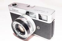 [EXC.+++] CANON CANONET 35mm Rangefinder Film Camera /SE 45mm F1.9 Lens JAPAN