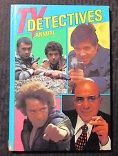 1979 TV DETECTIVES Annual UK HC VG 4.0 Kojack - Unclipped - TV Tie-In
