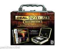 Deal Or No Deal Special Edition Bundle (Includes Game + Travel Case) for NDS NEW