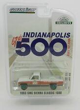 1:64 GreenLight *INDIANAPOLIS 500* 1983 GMC Sierra Classic 1500 *GREEN MACHINE*