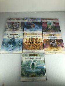 The Chronicles of Narnia Prince Caspian Radio Theatre AudioBook 19 CD Set
