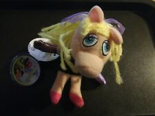 "Miss Piggy 4"" Finger Puppet Muppets Starbucks Collectible with tags"