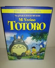 My Neighbor Totoro /Steelbook/ DVD Limited edition .extremely rare