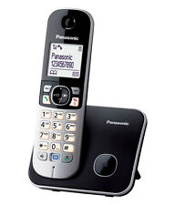 Cordless Phone KX-TG6811 Answering Panasonic System Kx Digital Top Key Telephone
