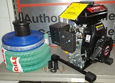 1 Inch Petrol Water Pump Loncin Lc25zb21