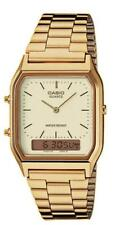 Casio Collection Herrenuhr AQ-230GA-9DMQYES Analog,Digital Gold