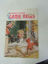 Lot of 15 Pennsylvania Game News Vintage Issues 1957-1967 Ned Smith VGC