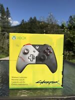 Microsoft Xbox Cyberpunk 2077 Limited Edition Wireless Controller NEW & SEALED