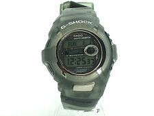 "CASIO RARE ""S"" SHAPE EXTREME G-SHOCK MOON PHASE SURFING TIMER DWX110-8"
