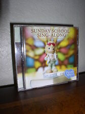 Sunday School Sing-Along: Inspirational Favorites for Children (CD,2007,Precious