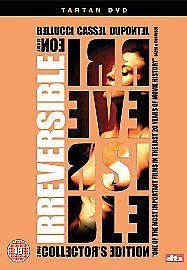 Irreversible DVD UK REGION 2