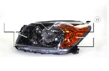 TYC Left Side Halogen Headlight for Toyota RAV4 Sport 2009-2012 Japan Built