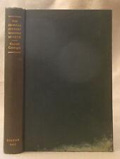 1935 GENERAL CATALOGUE OF THE ISABELLA STEWART GARDNER MUSEUM Gilbert Longstreet