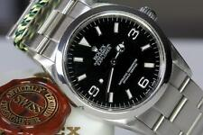 ROLEX 36MM STAINLESS STEEL EXPLORER I (1), 114270, V SERIAL 2009!!