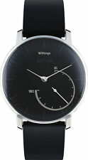 Withings Steel HR Activity Tracker Heart Sleep Smart Watch Black 36mm Hwa01