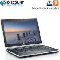 Dell Laptop Latitude Windows 10 Pro Core i5 8GB 512GB SSD DVD Wifi PC Computer