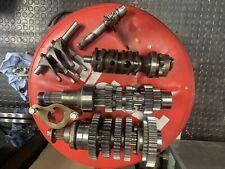 Honda Vfr 400 Nc30 Complete Gear Box Transmission Drum Selector Forks Shafts