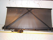 Mercedes W140 CL500 CL600 Coupe Rear sun shade working OEM 1 Assembly /1 Motor