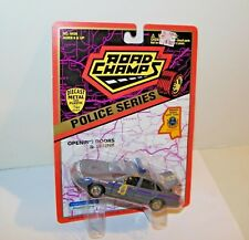 Road Champs Diecast 1/43 Mississippi Highway Patrol State Trooper Police Cruiser