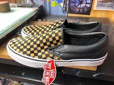 Vans Classic Slip-On (Calf Hair) Checkerboard  Size US 8.5 Men's VN0A38F7U76