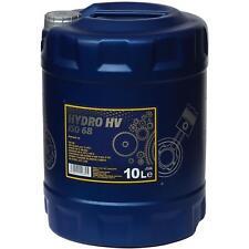 10 Liter Original MANNOL Hydro HV ISO 68 HVLP 68 Hydrauliköl Oil Öl