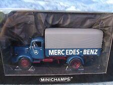 1/43  Minichamps Mercedes -Benz L 3500 canvas truck