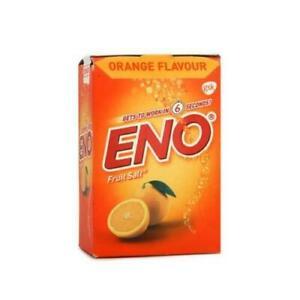ENO Fruit Salt Powder Orange Flavor ( Pack of 30 x 5 gm ) - F/Ship
