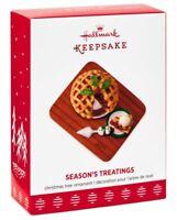 Hallmark: Season's Treatings - 9th in Series - 2017 Keepsake Ornament