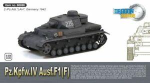 Pz.kpfw.iv Ausf.f1 (F) 2 Pz.abt. Lah Germany 1942 1:72 Model 60696 Dragon Models