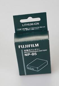 Fujifilm Akku NP-85 - neu und originalverpackt