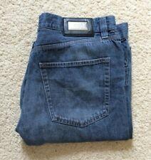 Mens Hugo Boss Alabama Straight Leg Blue Denim Jeans W 34 L 31