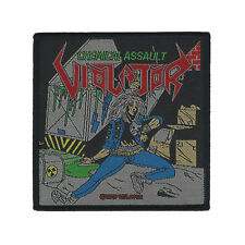 Violator Chemical Assault Patch vio-lence-municipal waste-nuclear assault-slayer