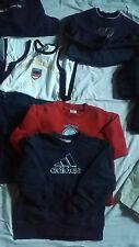 7/St. 9-teiliges Marken Bekleidungspaket Jungen Gr. 116 - 128
