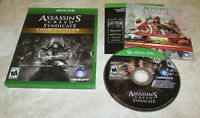 Assassin's Creed: Syndicate Gold Edition for Xbox One Fast Shipping!