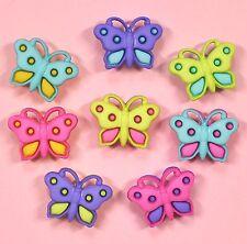 Dress It Up Bottoni Farfalle 1835-Abbellimenti insetti Bug