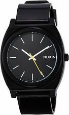 Nixon Time Teller P Watch All Black A119 000 / A119-000 / A119000