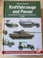 Kraftfahrzeuge und Panzer der Reichswehr, Wehrmacht und Bundeswehr ab 1900