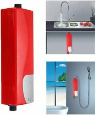 3000W Electric Tankless Water Heater Instant Bathroom Hot Under Sink Kitchen UK