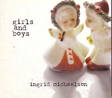 Ingrid Michaelson - Girls And Boys - CD-Album - 2008 - Digipack