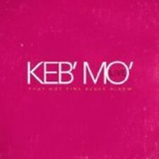 Keb Mo - Live - That Hot Pink Blues Album [New CD]