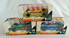Polistil. Group of 3 Formula 1 Models. SN Series. Mint Boxed.