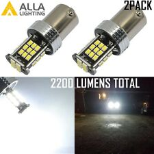 Alla Lighting 93 1156 14-LED White Courtesy Light Bulb|Turnk|Engine Compartment