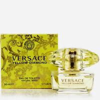 YELLOW DIAMOND de VERSACE - Colonia / Perfume EDT 50 mL - Mujer / Woman / Femme