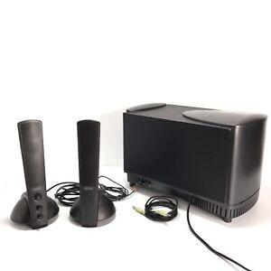 Altec Lansing ATP3 2.1 Computer Speaker and Subwoofer - FANTASTIC SOUND!!