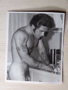 Unique Male Nude, Western Photography Guild At Home, Steve Anthony, Gay Interest