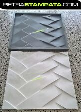 Stone veneer rubber mold CASTING MOLD GYPSUM Polyurethane form for 3d wall panel
